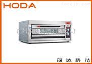 供应1层2盘电(气)烤箱 荷达烤箱 烘焙设备 烘烤食品机械