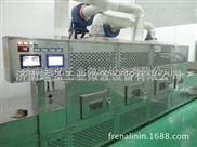 网带式微波烘干杀菌机 隧道式微波干燥机 济南微波机械设备公司