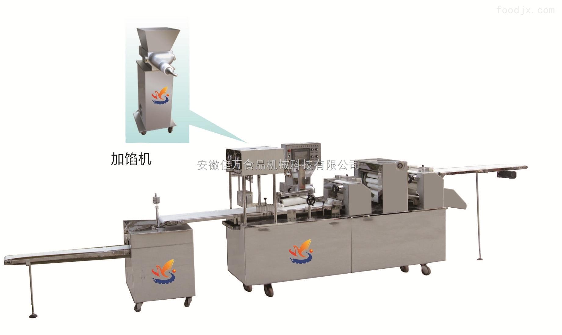 JWSM-III-酥饼生产线