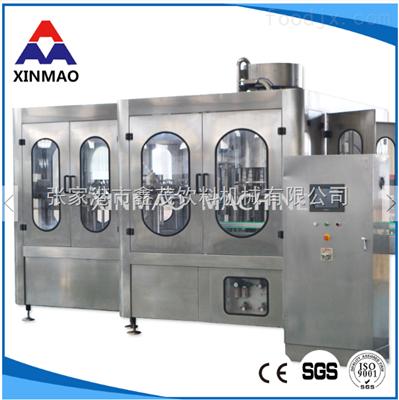 碳酸含气饮料灌装机生产线