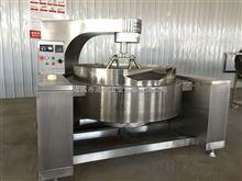 500L自动化浑水油面筋炒锅