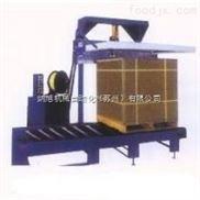 纳旭机械供应全自动水平式栈板打包机