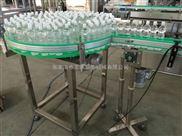 瓶子收集平臺+旋轉累積桌