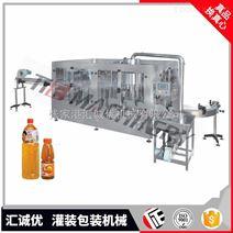 果汁灌装机,茶饮料灌装包装生产线