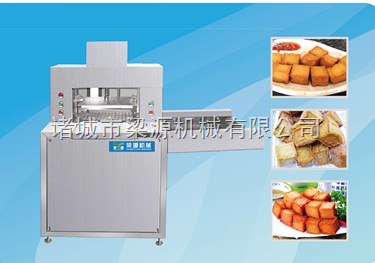 诸城鱼豆腐成型机设备销售施耐德图片