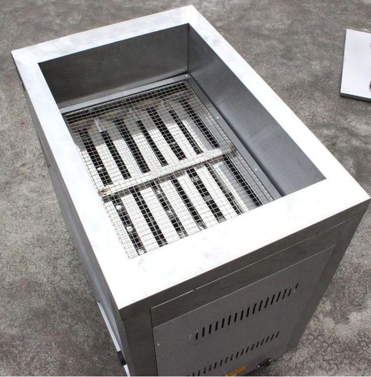 煤气生炉水包结构图