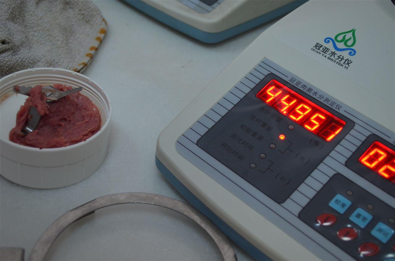 登封肉类水分检测仪