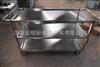 厂家直销厨房设备不锈钢三层餐车