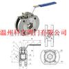 不锈钢超短球阀 Q71F-16P/R