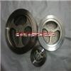 h71h-40/64p不锈钢高压对夹单瓣止回阀dn80